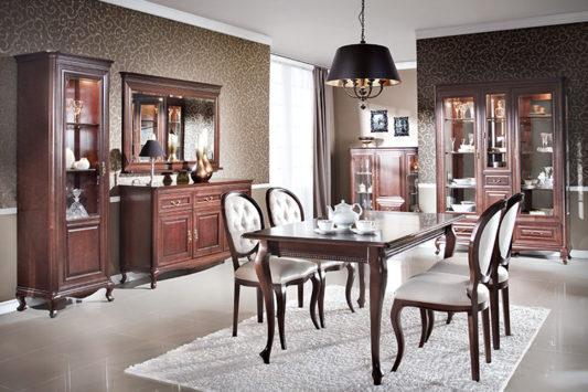 Обеденный стол фото 1