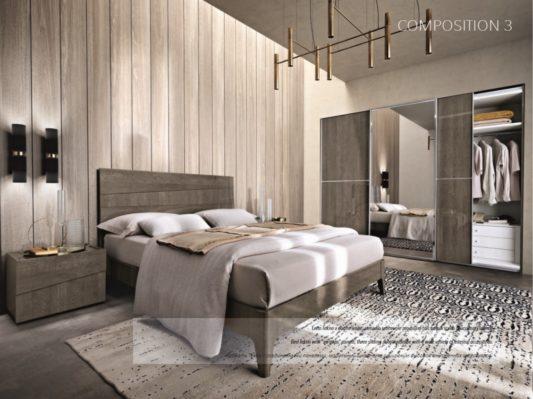Кровать TEKNO 160 фото 5