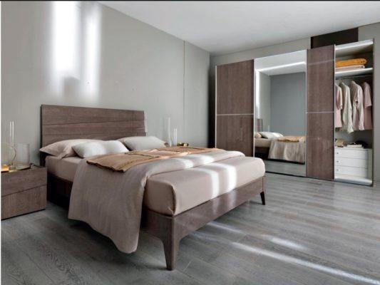 Кровать TEKNO 160 фото 6
