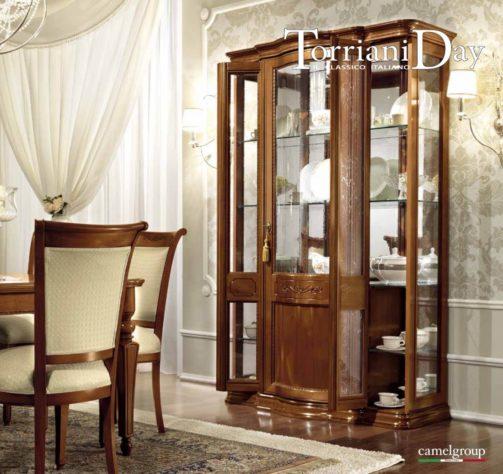 Витрина Torriani 3-дверная фото 3