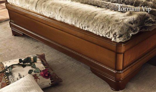 Кровать Torriani Tiziano Noce фото 1