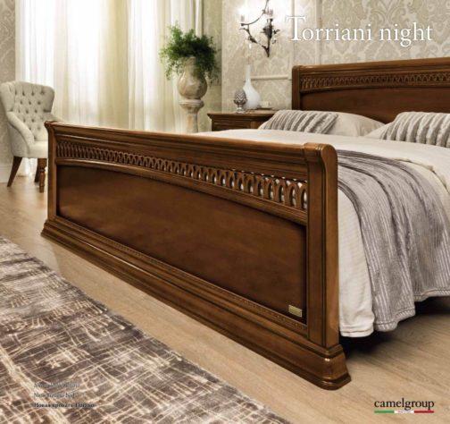 Кровать Tiziano c изножьем фото 1