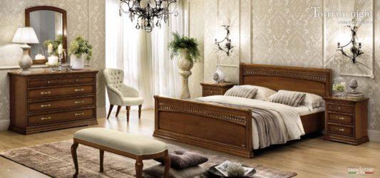 Кровать Tiziano c изножьем фото 2