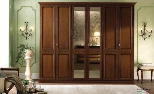 Шкаф Torriani 6-дверный