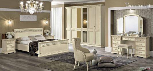 Кровать Tiziano c изножьем фото 4