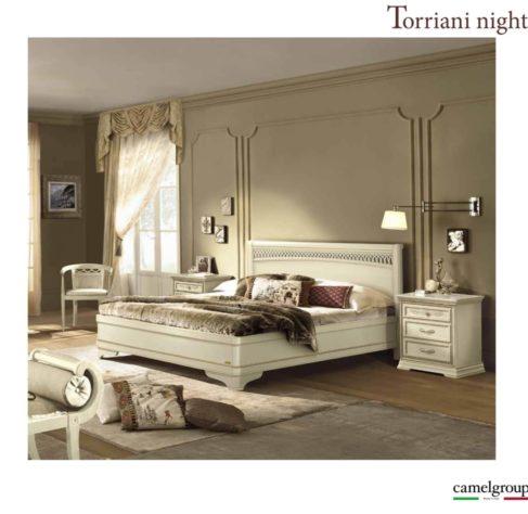 Кровать Torriani Tiziano Avorio фото 1