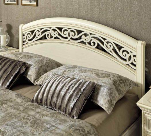 Кровать Torriani Botticelli Noce фото 4