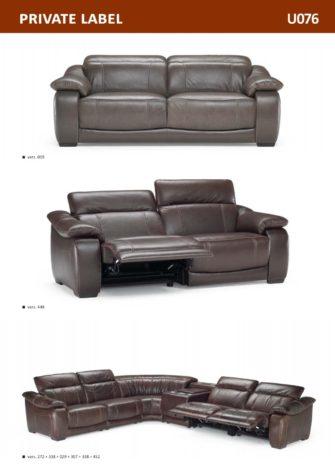Угловой диван U076 фото 1