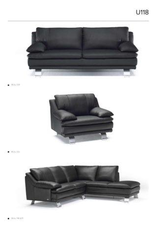 Угловой диван U118 фото 3