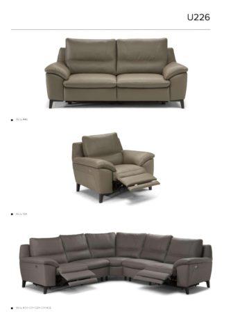 Модульный диван U226 фото 1