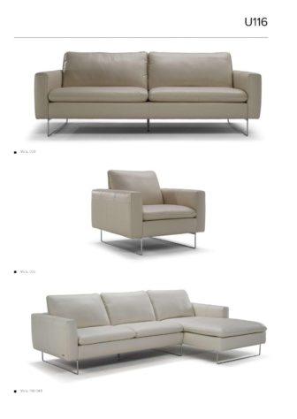 Угловой диван U116 фото 1
