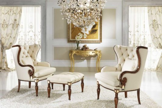 Кресло Valeria фото 1