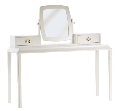 Туалетный столик с надставкой Valentino