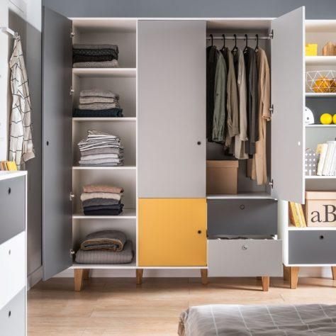 Шкаф 3-дверный Concept фото 7