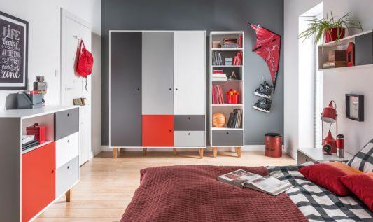 Шкаф 3-дверный Concept фото 8