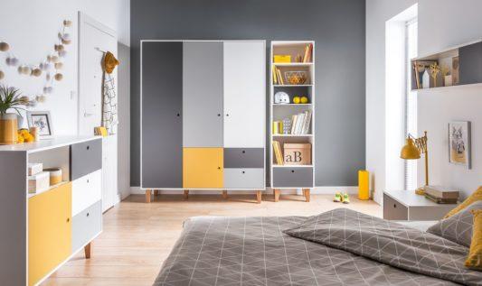 Шкаф 3-дверный Concept фото 9