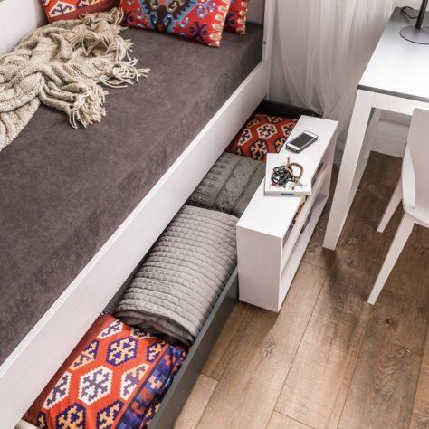 Диван – кровать Nest 90*200 фото 2