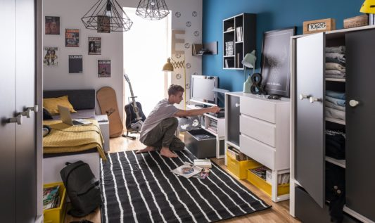 Диван – кровать Nest 90*200 фото 4