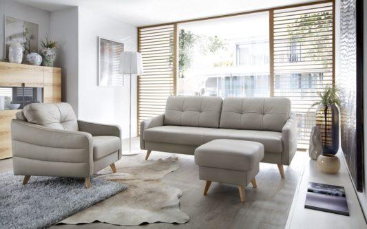 Прямой диван Sotto 3F-seater фото 3