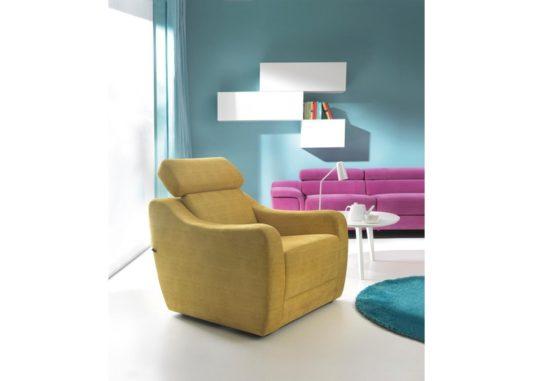 Вращающееся кресло Sorizo фото 8