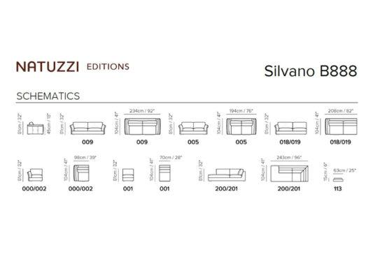 Диван Silvano B888 фото 6