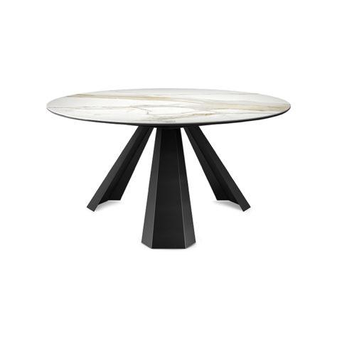 Стол Eliot Keramik Round