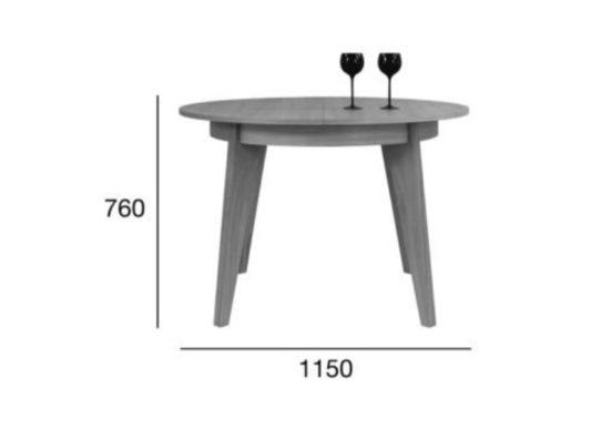 Круглый стол ST-1703 фото 3