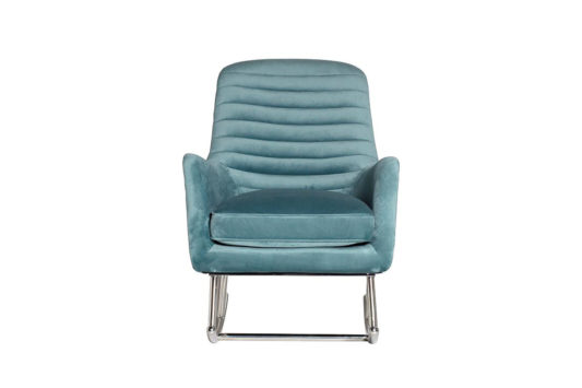 Кресло – качалка 48MY-2569 TUR SLV фото 1