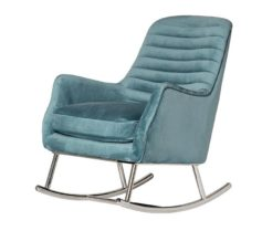 Кресло - качалка 48MY-2569 TUR SLV