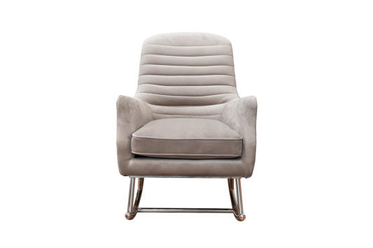Кресло – качалка 48MY-2569 TUR SLV фото 5