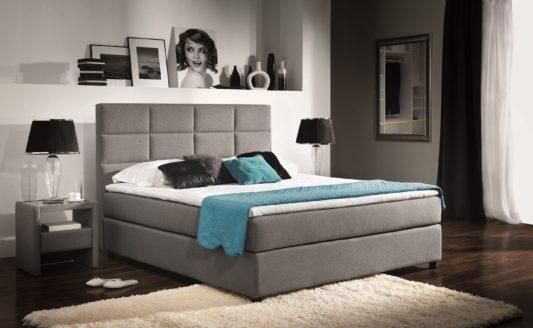 Континентальная кровать 101 фото 1
