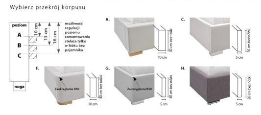 Кровать системы Mini Maxi 2300 160*200 фото 3