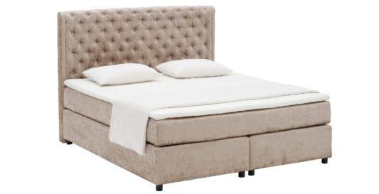 Континентальная кровать 301