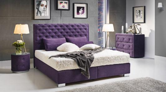 Континентальная кровать 301 фото 1