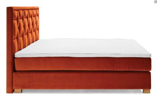 Континентальная кровать 606 фото 1