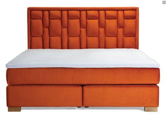 Континентальная кровать 606