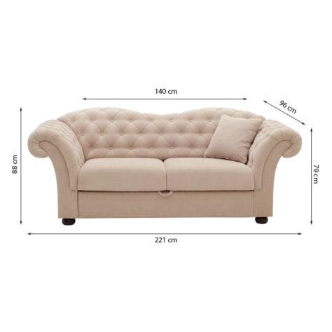 Раскладной диван Paris фото 2