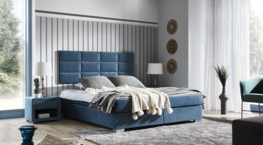 Континентальная кровать Smart