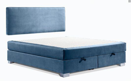 Континентальная кровать Smart фото 7