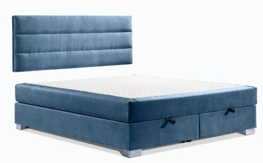 Континентальная кровать Smart фото 5
