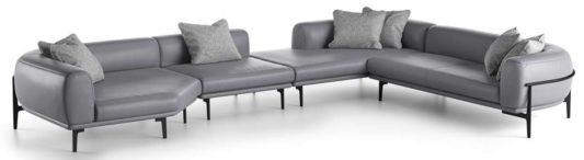 Угловой диван Oblò