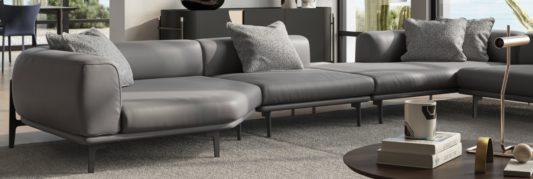 Угловой диван Oblò фото 3