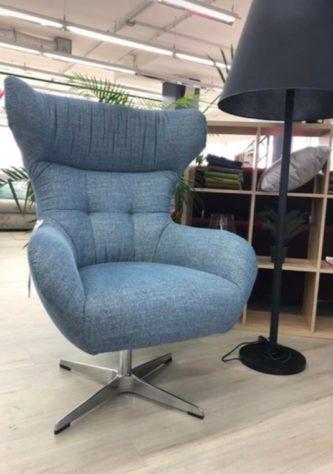 Вращающееся кресло Flo фото 1