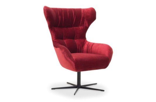 Кресло поворотное Flo фото 2