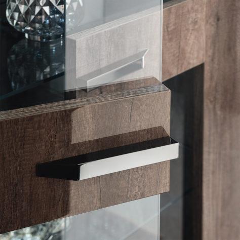 2-дверная витрина Matera фото 2