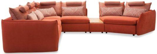 Модульный диван Merida