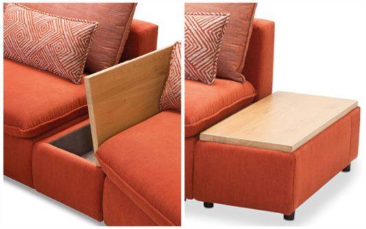 Модульный диван Merida фото 7
