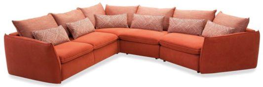 Модульный диван Merida фото 1