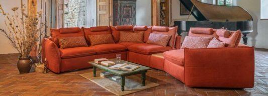 Модульный диван Merida фото 8