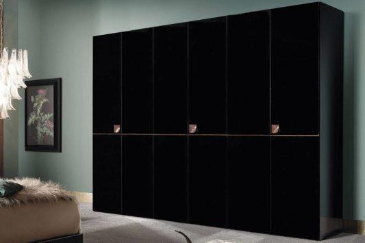 Шкаф Mont Noir без зеркал
